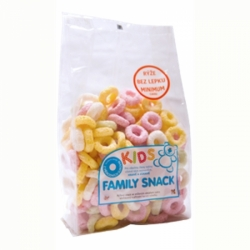 Family snack kids 120g Candy