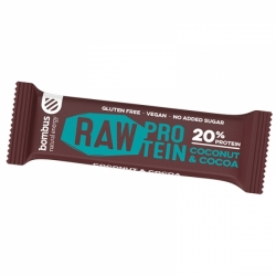 Bombus raw protein coconut & cocoa 50g Dmhermes trade